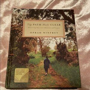 Oprah Winfrey- The path made clear